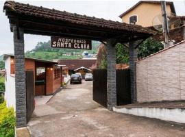 Pousada Hospedaria Santa Clara, Santa Rita de Jacutinga