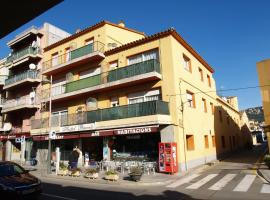 Hostal Barnes, Santa Cristina d'Aro