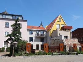 Backbord Und Steuerbord, Stralsund