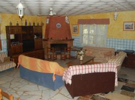 Complejo de Turismo Rural Monte Replana, Novelda