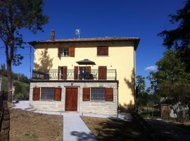 Villa Masserotti, Serramazzoni