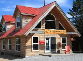 Haliburton Forest & Wild Life Reserve Ltd., Haliburton