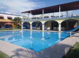 Hotel San Carlos, Yautepec