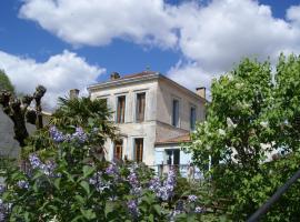 Domaine La Fontaine B&B, Soubran