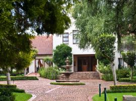 Budmarsh Private Lodge, Magaliesburg