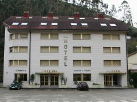 Hotel Canal, Unquera
