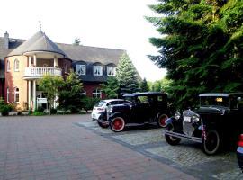 Hotel und Restaurant Waldschlösschen, Crivitz