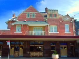 Captain Cook Hotel Botany