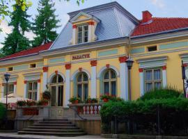 Pensjonat Pałacyk, Łańcut