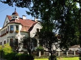 Penzion U Krejzů, Dolní Poustevna