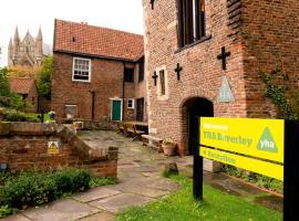 YHA Beverley Friary, Beverley
