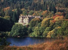 Glengarry Castle Hotel, Invergarry