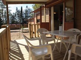 Camping Bolaso, Ejea de los Caballeros