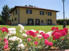 Villa Sant'Angelo, Bibbiena