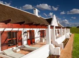 Aaldering Vineyards, Winefarm & Luxury Lodges