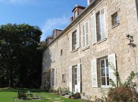 Chambres d'hôtes de Parseval, Senlis