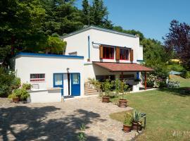 Villa Moni, Pesaro
