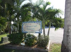 Tropical Winds Beachfront Motel and Cottages, Sanibel