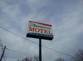 Americana Motel, Avenel