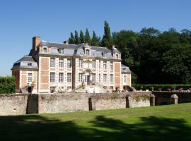 Chateau De Saint-Maclou-La-Campagne, Saint-Maclou