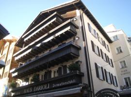 Haus Darioli, Zermatt