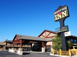 Brandin' Iron Inn, Vest Jeloustounas