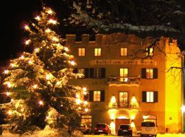 Hotel Gasthof Grüner Baum, Glorenza