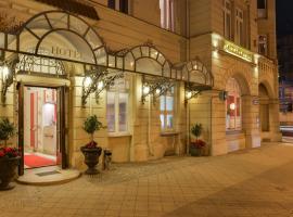 Altstadthotel Am Theater, Kotbusa