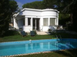 Villa Isis, Nizza