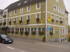 Hotel Krone, Neresheim