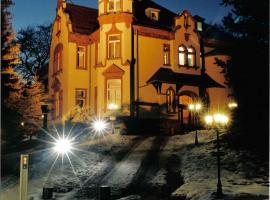 Villa Markersdorf, Klausnicas
