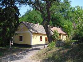Vörösmarty ház, Kapolcs