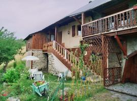 Les Tinons, Prunières