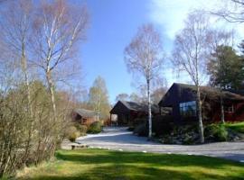 Tullochwood Lodges, Forres