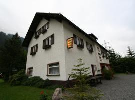 Pension Haller, Klösterle am Arlberg