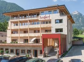 Hotel Garni Berghof, 페르티사우