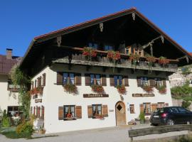 Pension Marianne, Inzell