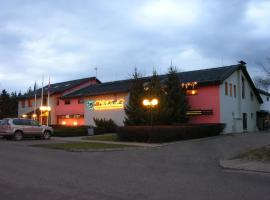Hotel Dynamic, Nová Dubnica