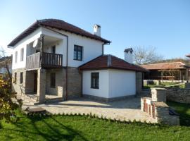 Guest House Turkincha, Elentsite
