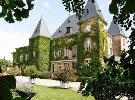 Château d'Adomenil, Rehainviller
