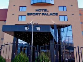 Hotel Sport Palace, Sliven