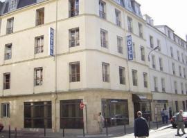 Paris Hôtel Le Mediterraneen
