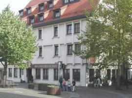 Hotel und Restaurant Lamm, Giengen an der Brenz