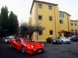 Hotel Antica Colonia, Frascati