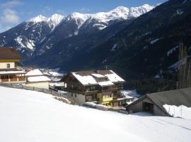Pension Pichlerhof, Stall