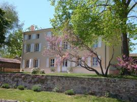 Domaine Barbier, Villerest