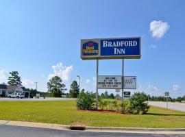 Best Western Bradford Inn, Swainsboro