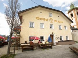 Gasthof St. Peter, Ellbögen