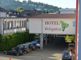 Hotel Garni Rebgarten, Ravensburg
