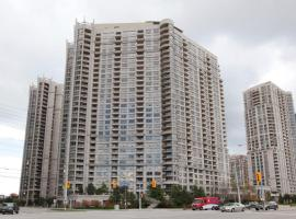Canadian Madmac Furnished Apartment - Square One Ovation, Mississauga